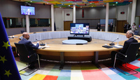 NATO Secretary General participates in the European Council meeting