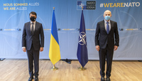 Visit to NATO by the Speaker of the Verkhovna Rada of Ukraine