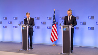 NATO Secretary General meets with US Secretary of State