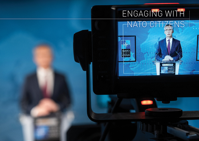 Engaging with NATO Citizens