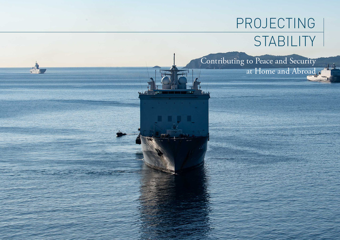 Projecting Stability