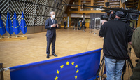 NATO Secretary General participates in the Council of the European Union (Foreign Affairs/Defence)