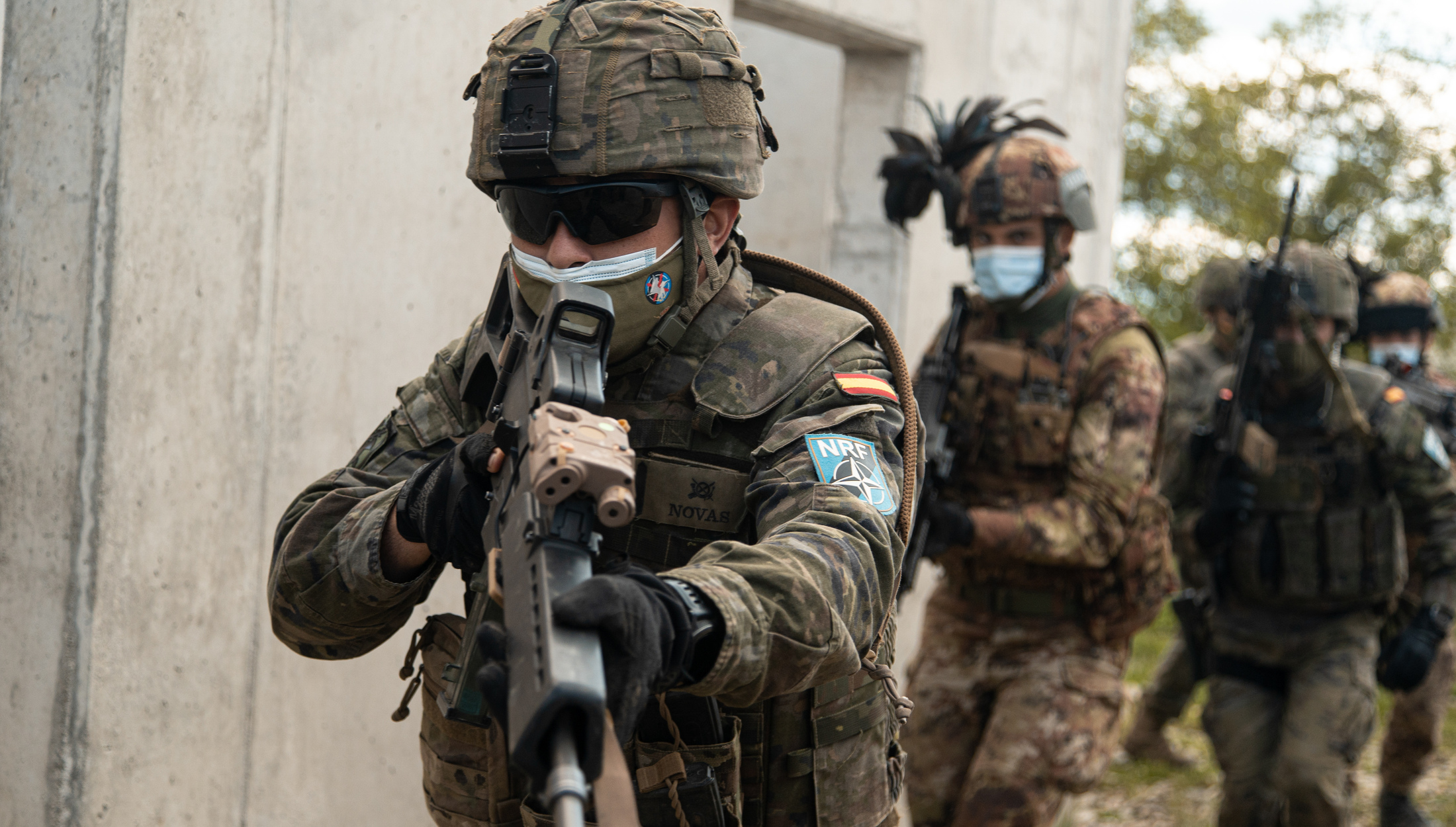 NATO - Photo gallery: Exercise Steadfast Defender 2021, 27 ...
