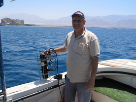 Dr David Iluz, a Lecturer at Bar-Ilan University, on the Red Sea