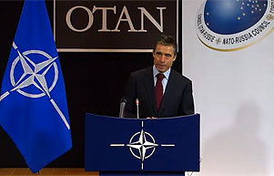 Secretary General statement following NATO-Russia Council ministerial