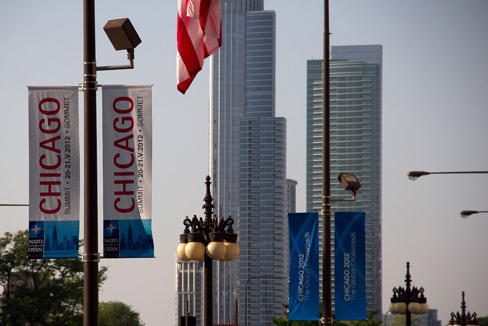 NATO Chicago summit meets its goals