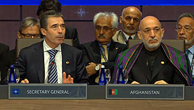 NATO Summit sends strong message of commitment to Afghanistan
