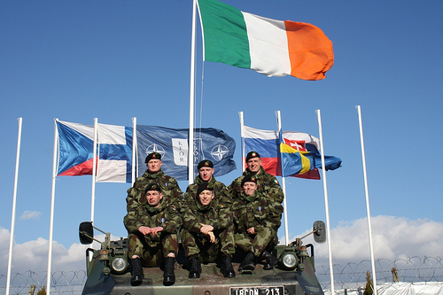 Nato Topic Relations With Ireland