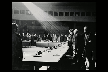 NATO Archives pays tribute to President John F. Kennedy