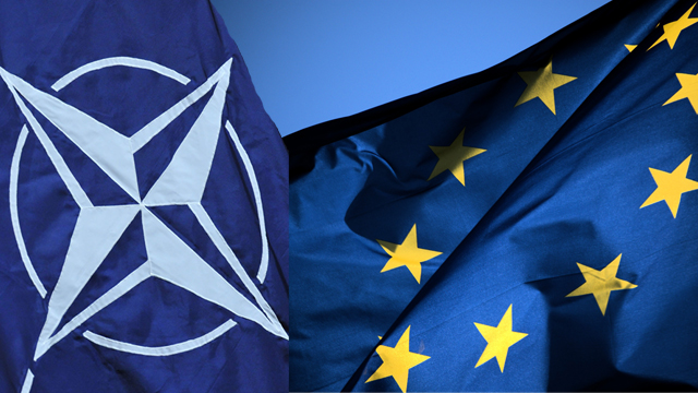 Image result for nato eu