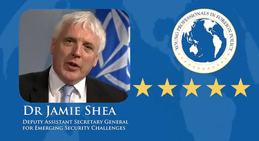 Jamie Shea in the spotlight : Q&A with Dr Jamie Shea on emerging security challenges