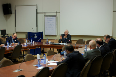 Visit to NATO Headquarters of High-Level Opinion Leaders from Morocco
