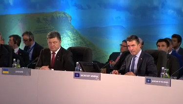 Opening remarks by NATO Secretary General Anders Fogh Rasmussen at the meeting of the NATO-Ukraine Commission at the level of Heads of State and Government during the NATO Summit held in Newport