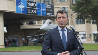 Doorstep statement by the NATO Secretary General