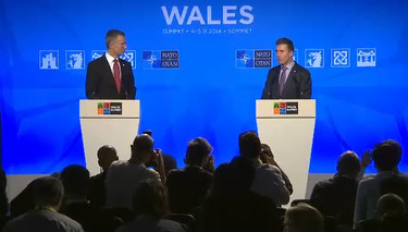 Press Conference by NATO Secretary General Anders Fogh Rasmussen following the second meeting of the North Atlantic Council at the level of Heads of State and Government during the NATO Wales Summit