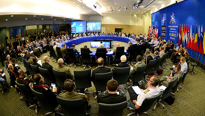 NATO Chiefs of Defence give direction and guidance to implement Wales Summit decisions