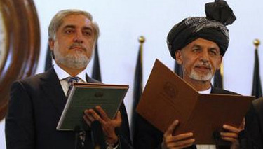 NATO congratulates Ghani and Abdullah on inauguration day