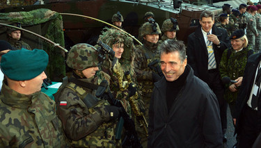 Message to the troops by NATO Secretary General Anders Fogh Rasmussen