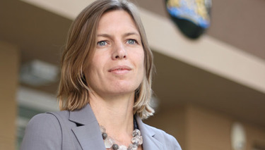 New NATO Special Representative for Women, Peace and Security takes office