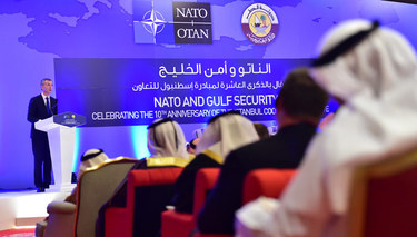 NATO Secretary General hails Gulf partnerships in Qatar