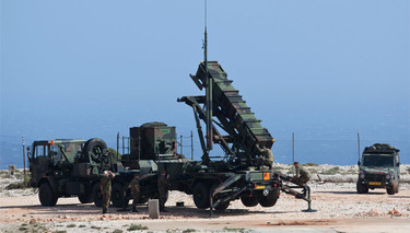 Spain joins Patriot missile defence mission in Turkey