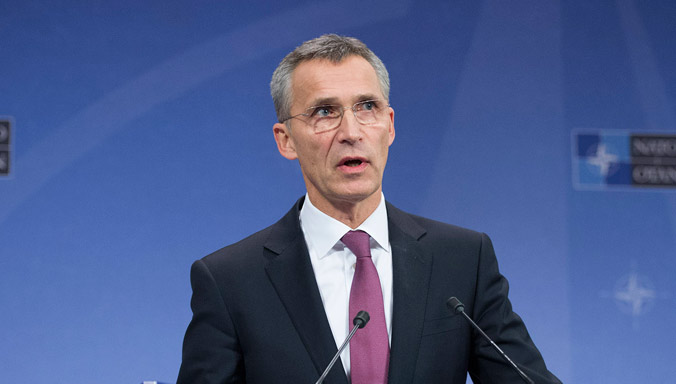 NATO Secretary General statement on the extraordinary meeting of the NATO-Ukraine Commission