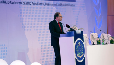 Deputy Secretary General calls for global partnership in fighting WMD proliferation