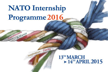 NATO internships open doors for future peace and security professionals