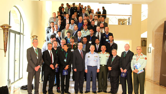 NATO - News: Supporting Jordan's cyber defence strategy, 23-Feb -2015