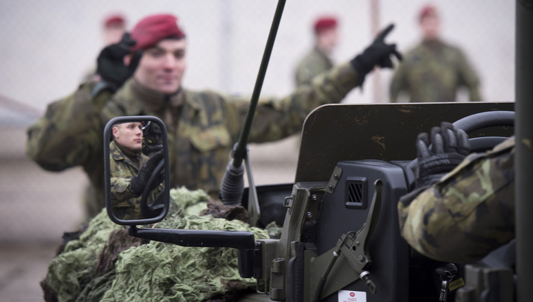 Nato News Nato S New Spearhead Force Conducts First