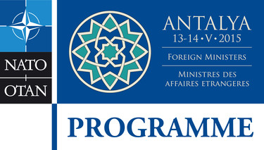 Programme NATO Foreign Ministers' meeting - Antalya