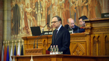 Deputy Secretary General addresses NATO Parliamentary Assembly in Budapest