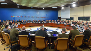 NATO Chiefs of Defence discuss the Readiness Action Plan, Ukraine and the way ahead for missions and operations