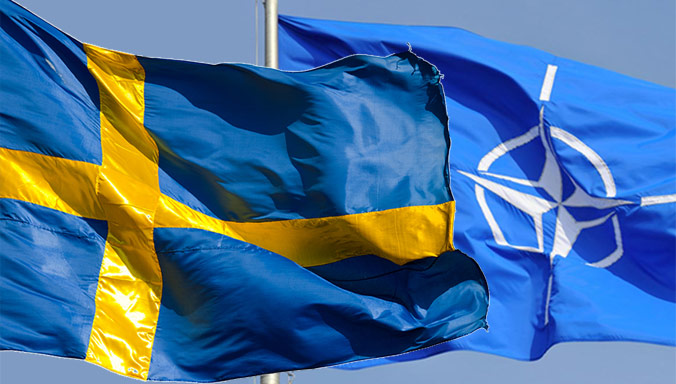 Sweden Votes for Closer Ties To NATO
