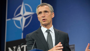 NATO Secretary General calls for modernising the rule-book of European security