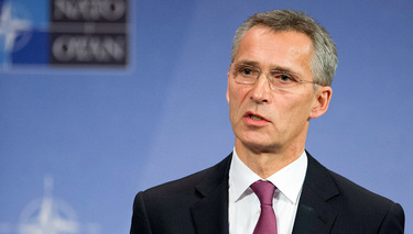 NATO Secretary General welcomes US announcement to strengthen military presence in Europe