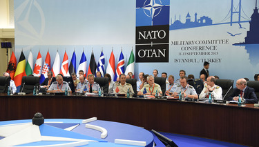 NATO Chiefs of Defence discuss the way ahead with the Readiness Action Plan and NATO's future posture
