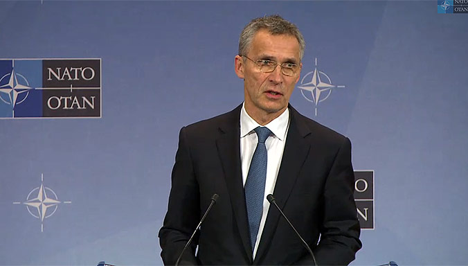 NATO Foreign Ministers address challenges to the south, agree new hybrid strategy and assurance measures for Turkey