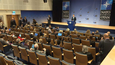 Press conference by NATO Secretary General Jens Stoltenberg following the Resolute Support meeting at the level of Foreign Ministers - Secretary General's opening remarks