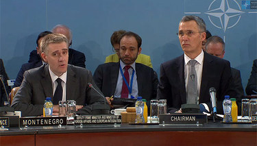 Opening remarks by NATO Secretary General Jens Stoltenberg at the meeting of the North Atlantic Council in Foreign Ministers session with Montenegro