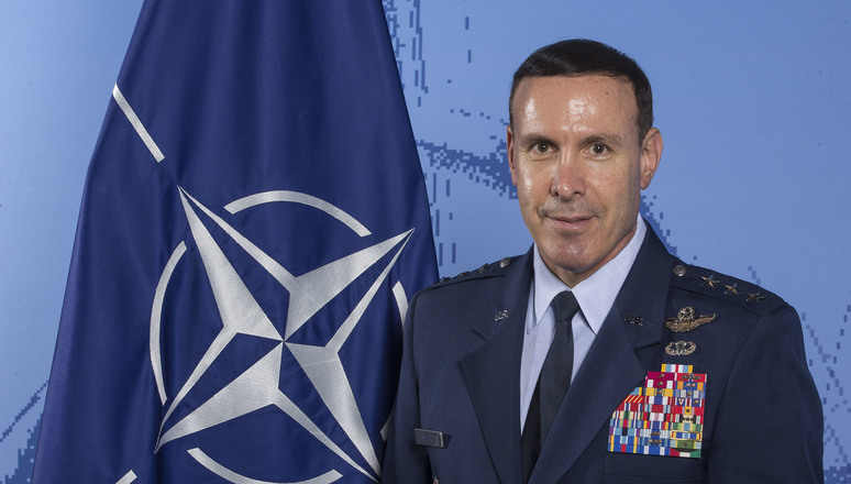 Nato News Lieutenant General Steven M Shepro Becomes