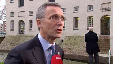 Doorstep statement by NATO Secretary General Jens Stoltenberg at the Informal meeting of the European Ministers of Defence in Amsterdam