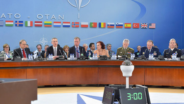 NATO boosts its defence and deterrence posture