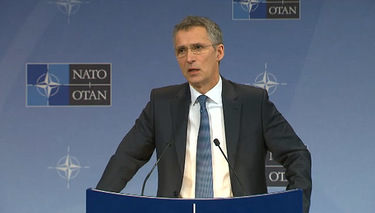 Press conference by NATO Secretary General Jens Stoltenberg following the meeting of the North Atlantic Council at the level of Defence Ministers