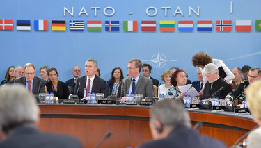 NATO steps up efforts to project stability beyond its borders