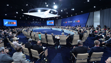 NATO steps up efforts to project stability and strengthen partners