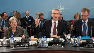 Secretary General: NATO is adapting for the future