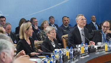 Defence Ministers take forward NATO-EU cooperation