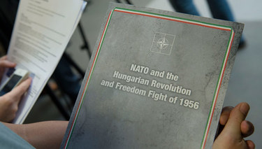 The NATO Archives revisits the Hungarian Revolution on its 60th anniversary