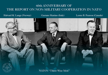The NATO Archives marks the 60th Anniversary of the Report on Non-Military Cooperation